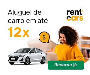 banner Aluguel de carro rent a car
